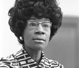 Class 11/13/09 Shirley Chisholm - A political pioneer and ...