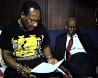Dr. Clarke & Dr. Kwaku